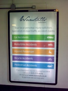 Wanstalls Solicitors Poster